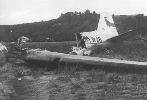 The plane my father parachuted into Ste. Mere Eglise survived the war. It was sold to Czechoslovakia Airline after the war. In 1952(?), the plane caught fire and crashed just after takeoff. There were no passengers, and the crew did survive, but that was the end of the plane.